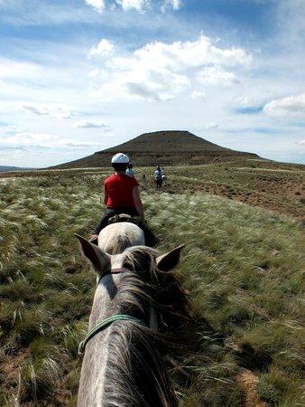 Kapadokya Ranch: Deuxième jour de randonnée, le beau temps était au RDV