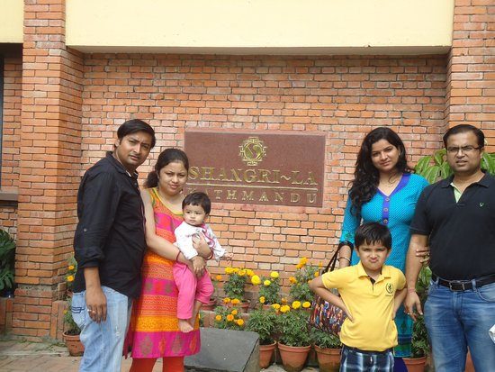 Shangri-La Hotel Kathmandu: hotel