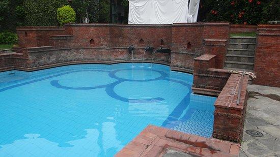 Shangri-La Hotel Kathmandu: Pool