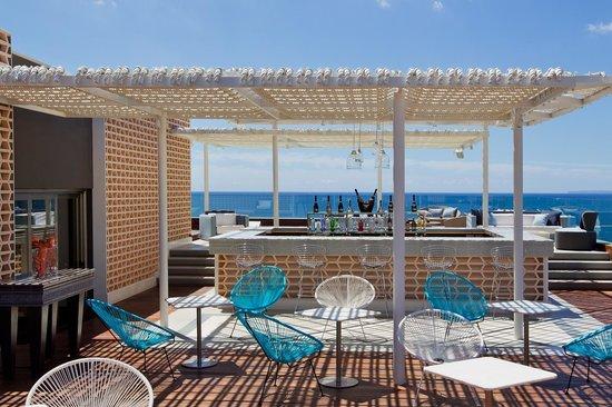 Aguas de Ibiza: Azotea - Roof Top