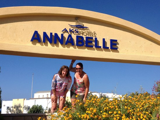 Annabelle Beach Resort : Almost home time...