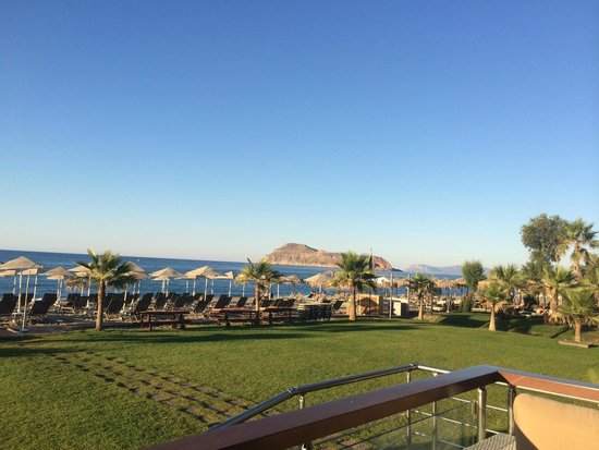 Minoa Palace Resort & Spa: Dining area