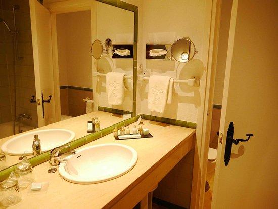 Parador de Jaén: ванная комната