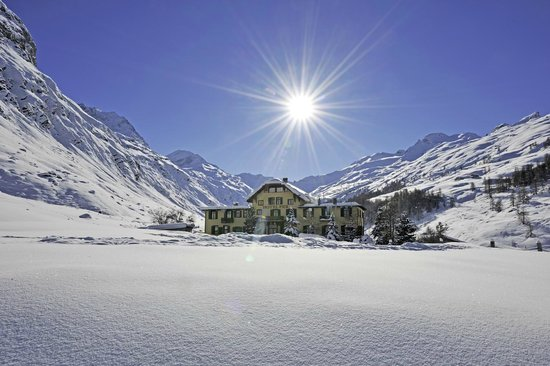 Hotel Fex: S' Fex im Winter