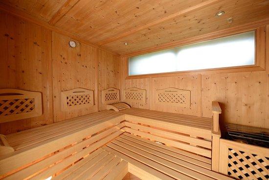 Hotel Jagerhof : Sauna