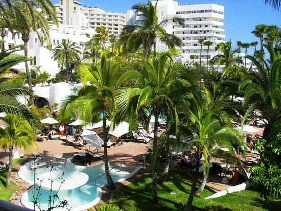 Hotel Jardin Tropical: Jardin de l'hôtel