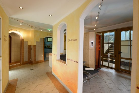 Hotel Jagerhof : Wellnessbereich
