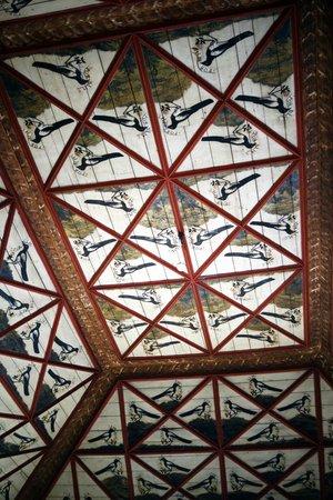 Palacio Nacional de Sintra: Magpie ceiling