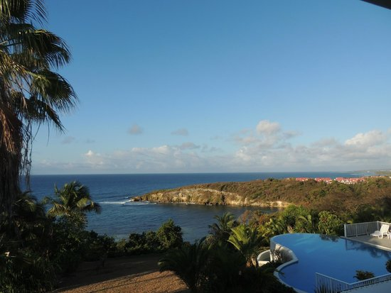 Hotel Amaudo : Amaudo room view