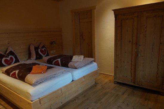 Landhaus Sonnheim: Parivuoteellinen makuuhuone
