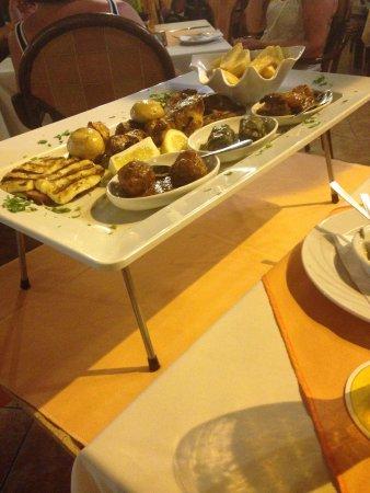 Raphael's Restaurant: Best ribs in Cyprus