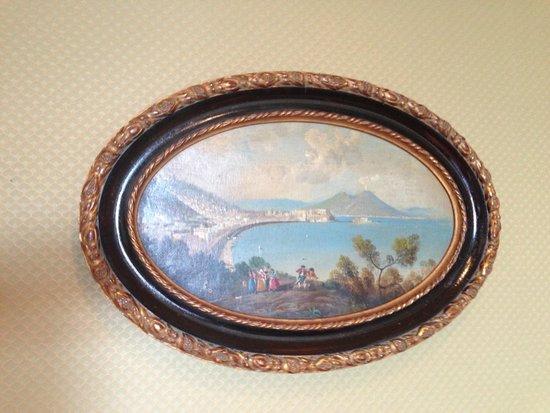 Grand Hotel Vesuvio: arredo unico