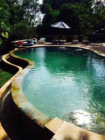 Exclusive Bali Bungalows: Pool area