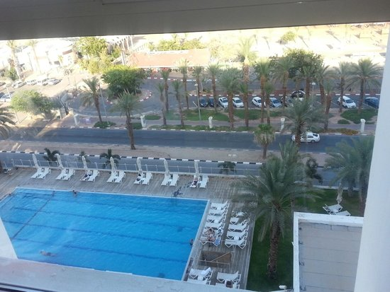 Isrotel Ganim: From 8 floor