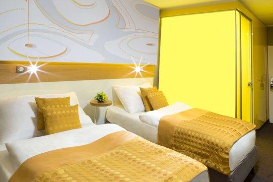 Hotel Golf: Superior twin room