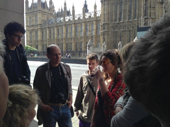 Londra Culturale: Incontro a Westminster