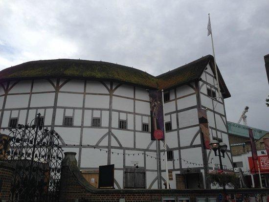 Londra Culturale: Globe Theatre