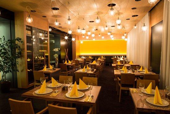 Hotel Golf: Restaurant a la carte