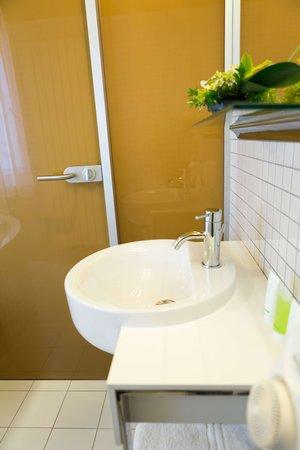 Hotel Golf: Bathroom