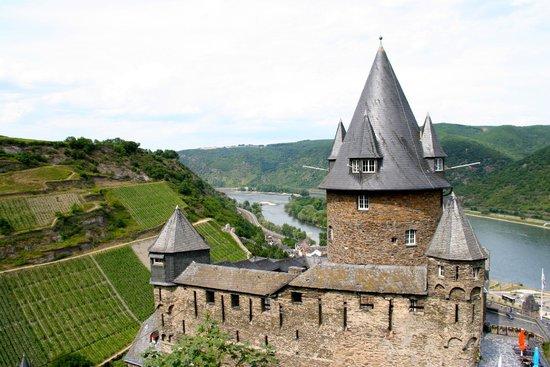 Burg Stahleck: Schloss Stahleck