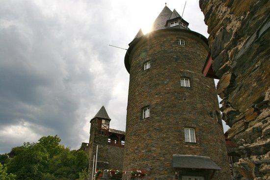 Burg Stahleck: Tour