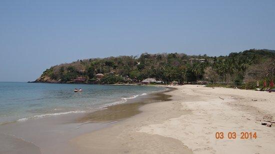 Ao Mai Phai (Bamboo Bay): пляж