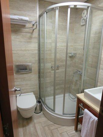 Hotel Polatdemir: Bathroom pic 2