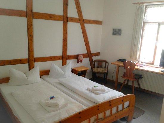 Hotel Weinstube Gerberhof: Zimmer Nr. 5