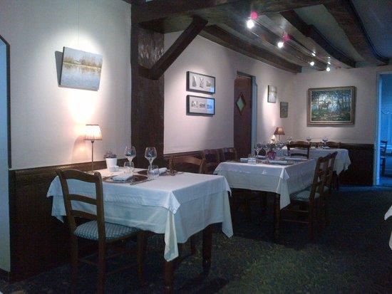 La Reine de Sicile: restaurant