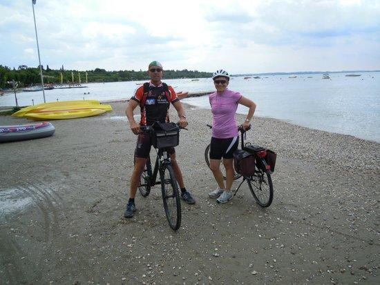 Bike Evolution S. Zeno: Am Gardasee