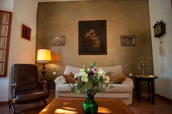 La Molina de las Monjas: Detalle del salón