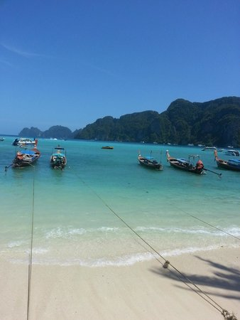 Phi Phi Villa Resort : Красота