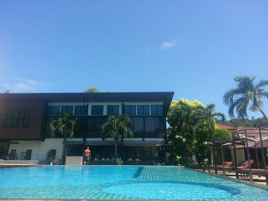 Phi Phi Villa Resort: Рецепция отеля
