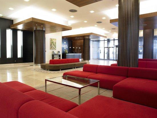 NH Gran H. Casino Extremadura : Lobby
