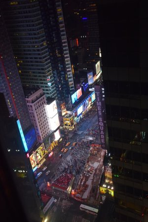 Crowne Plaza Times Square Manhattan : Times square view