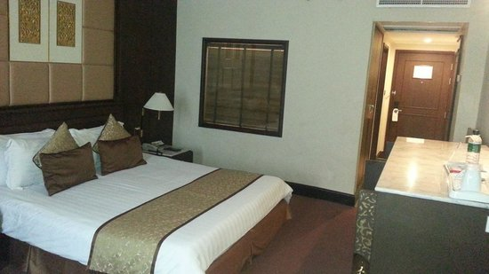Chaophya Park Hotel : Business Deluxe Room