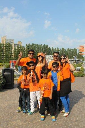 Novotel Amsterdam City: Madurodam