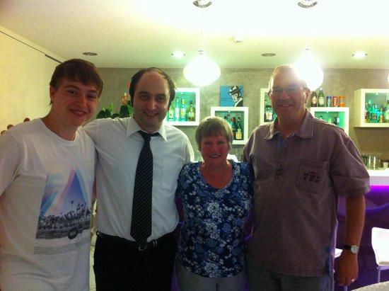 Hotel Club Sorrento: Wonderful staff