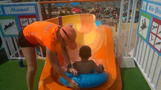 Bahía Park: New Children Area