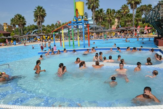 Bahía Park: The biggest Jacuzzi of Andalucia's waterpark