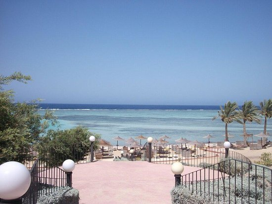 Eden Village Habiba Beach : Spiaggia
