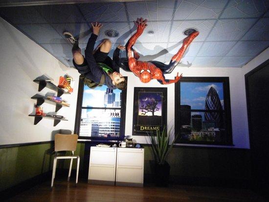 Madame Tussauds London: supereroi