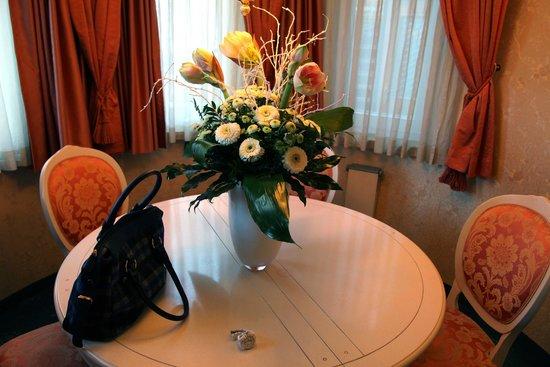 Hotel zur Weinsteige: номер