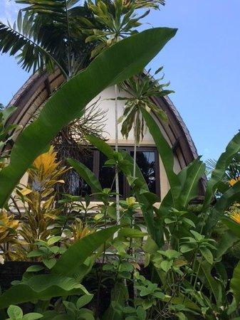 Hotel Vila Lumbung: Bungalow