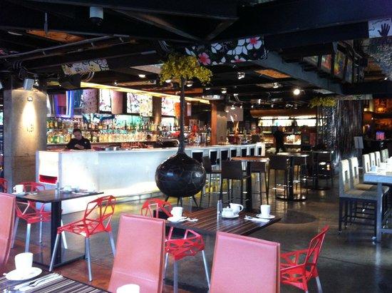 Siam@Siam Design Hotel Bangkok: Bar