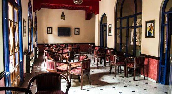 Hotel Oudaya : Ресторан при отеле