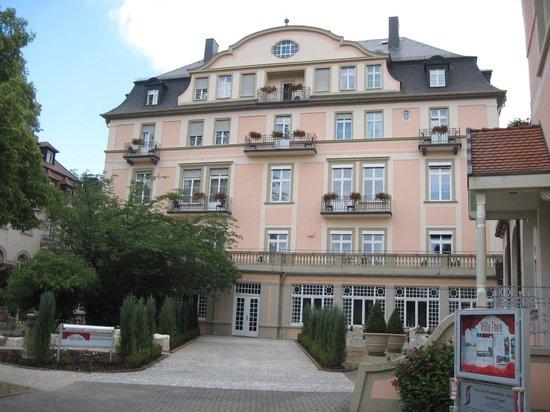 villa thea prices hotel reviews bad kissingen germany tripadvisor. Black Bedroom Furniture Sets. Home Design Ideas