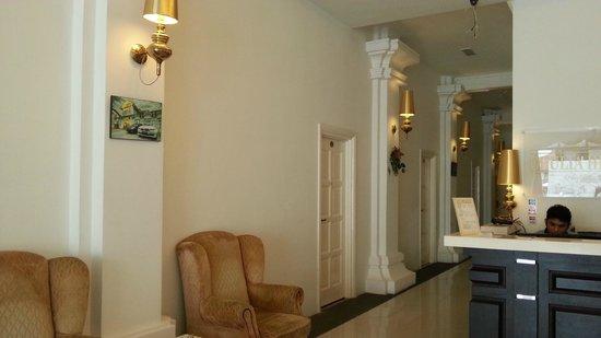 Chulia Heritage Hotel: Ground Floor Lobby