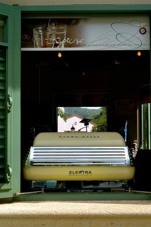 Coffee Lover's Expresso Bar: Elektra Barlume Crema Caffè Expresso Machine