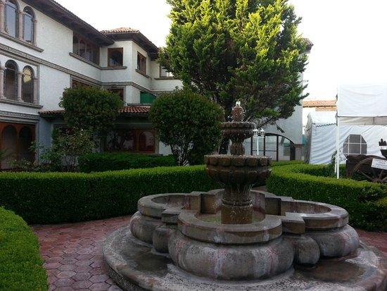 Best Western Del Angel: garden3